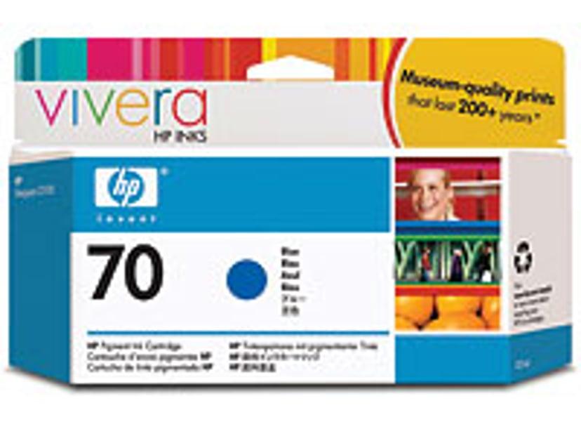 HP Bläck Blå No.70 - DJ Z3100