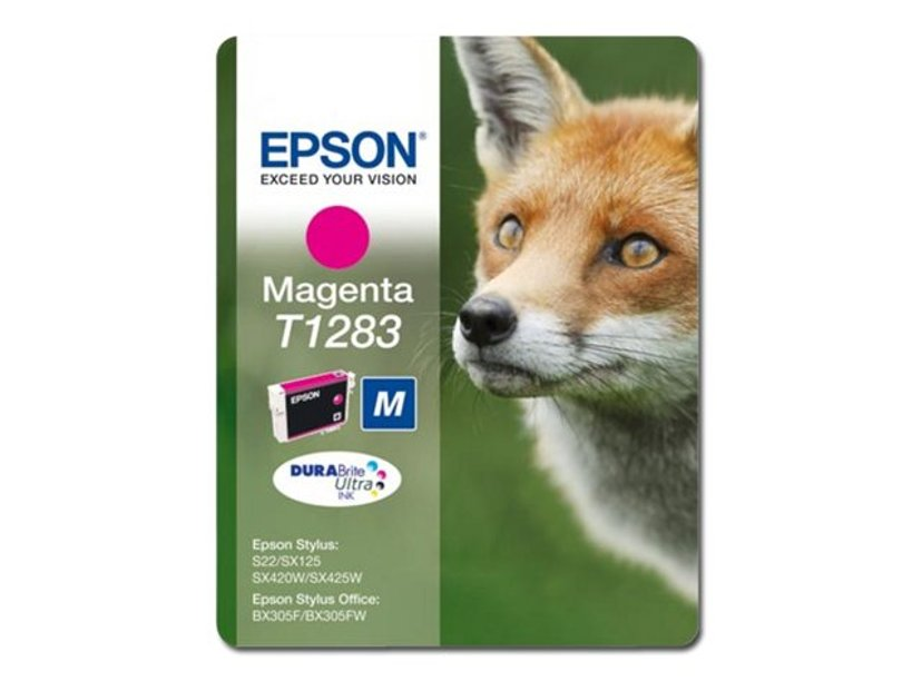 Epson Bläck Gul T1284 - SX130