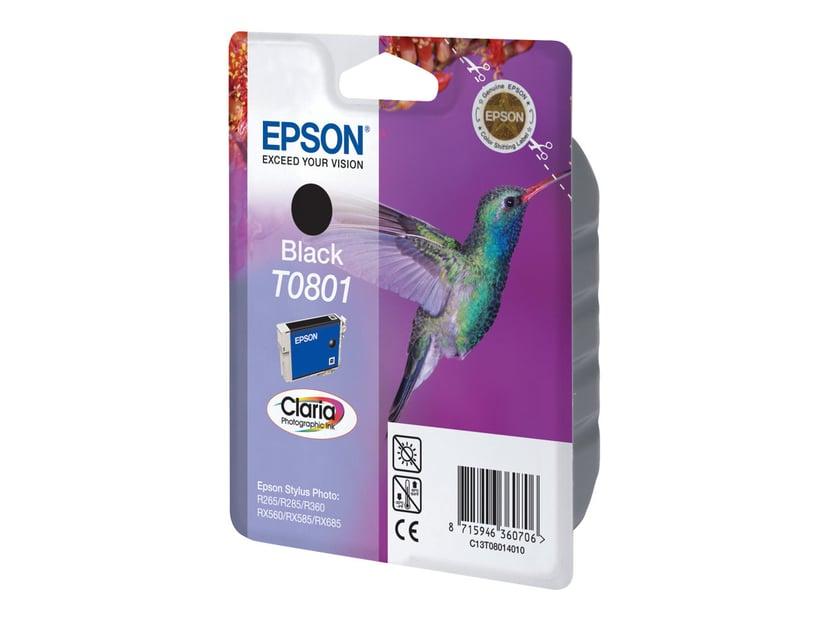 Epson Muste Musta T0801 R265/360/RX560