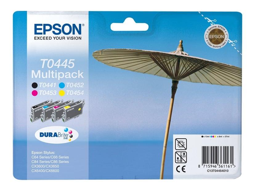 Epson Muste Monipakkaus T044140 C84/C86