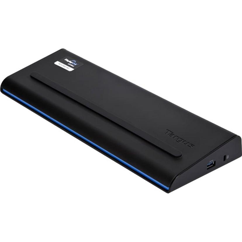 Targus Superspeed Dual Video Docking Station With Power USB 3.0 Dokkingstasjon