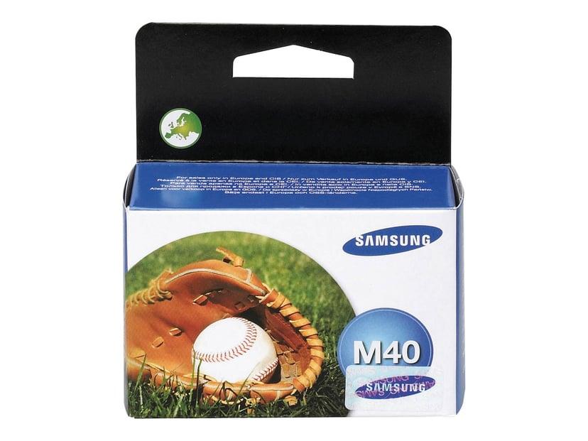 Samsung Muste Musta - SF-330/335T/331P