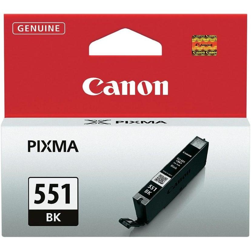 Canon Bläck Svart CLI-551BK