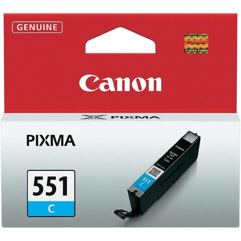 Canon Bläck Cyan CLI-551C