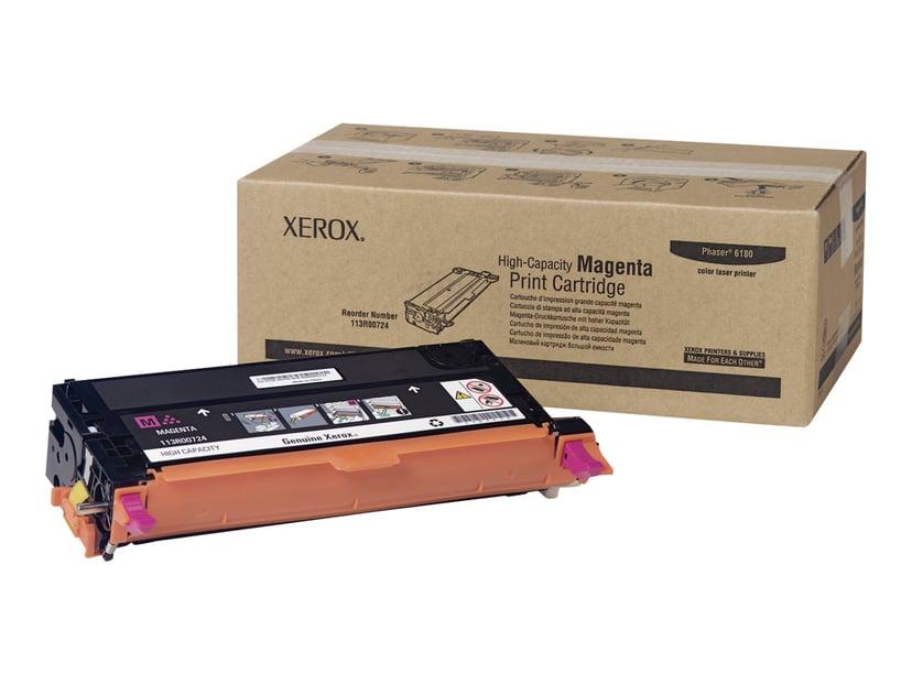 Xerox Toner Magenta 6k Phaser 6180