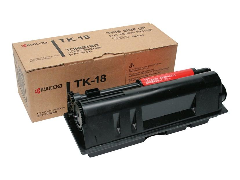 Kyocera Toner Svart - FS-1020D/1018/1118MFP
