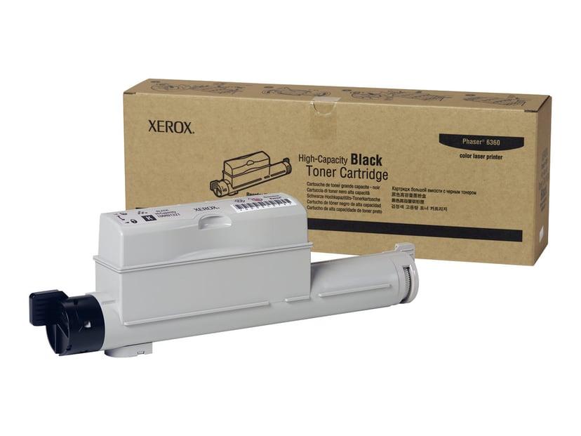 Xerox Toner Sort 18k - Phaser 6360