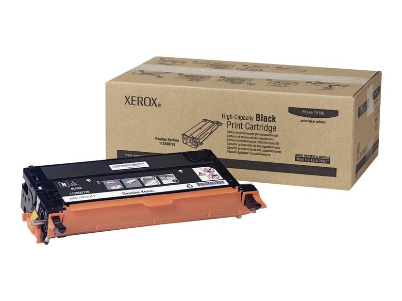 Xerox Värikasetti Musta 8k - Phaser 6180