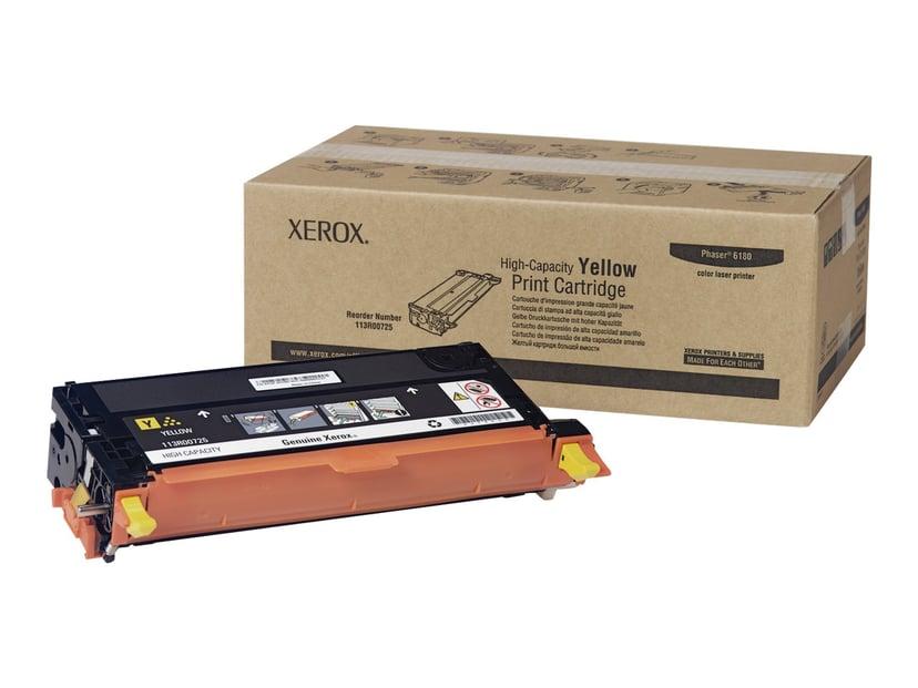 Xerox Värikasetti Keltainen 6k - Phaser 6180