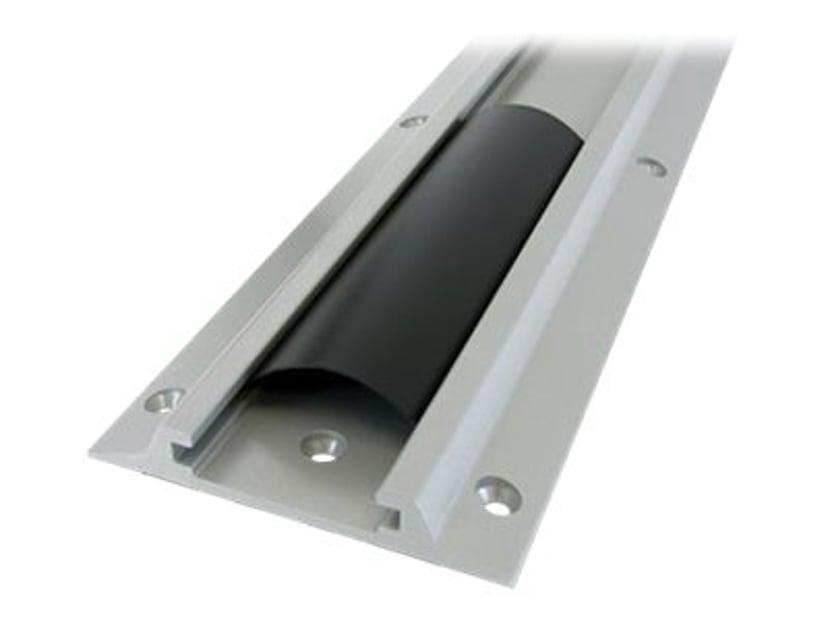 "Ergotron Wall Track Veggskinne 34"" 864x127mm Aluminium"