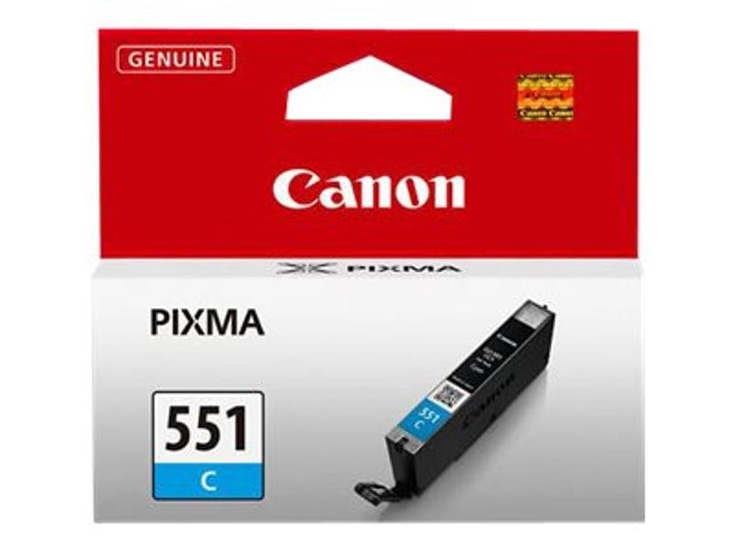 Canon Blæk Cyan CLI-551C