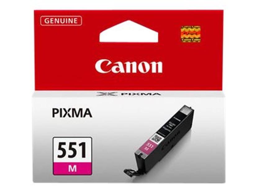 Canon Bläck Magenta CLI-551M