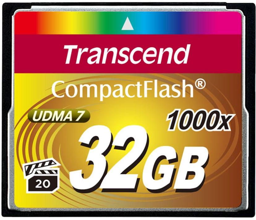 Transcend Ultimate 32GB CompactFlash Kort