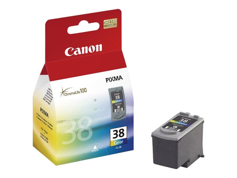 Canon Blæk Farve CL-38 IP1800/IP2500
