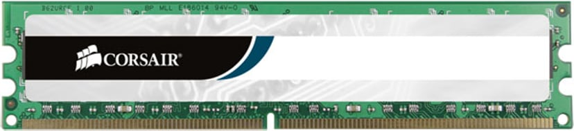 Corsair Value Select 4GB 1,600MHz DDR3 SDRAM DIMM 240-nastainen