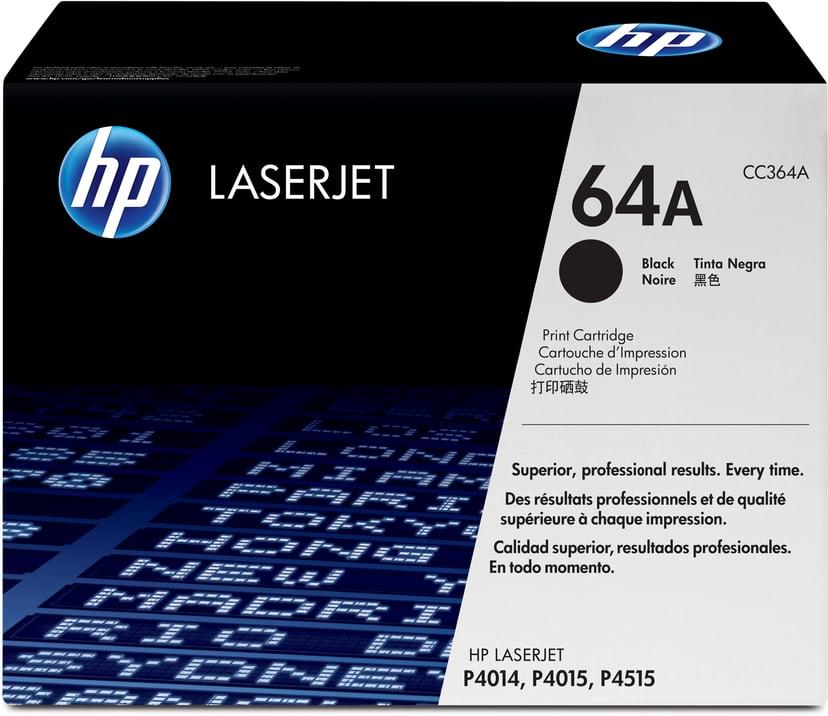 HP Toner Zwart 10K - CC364A
