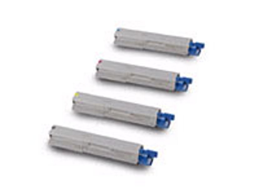 OKI Toner Gul 2.5k - C3300/3450