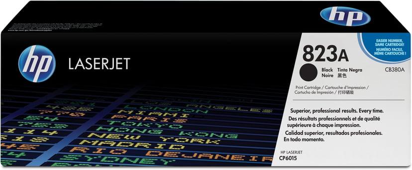 HP Värikasetti Musta 16.5K - CB380A