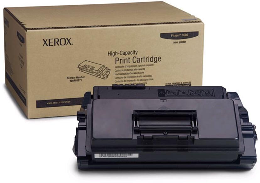 Xerox Toner Sort 14k - Phaser 3600