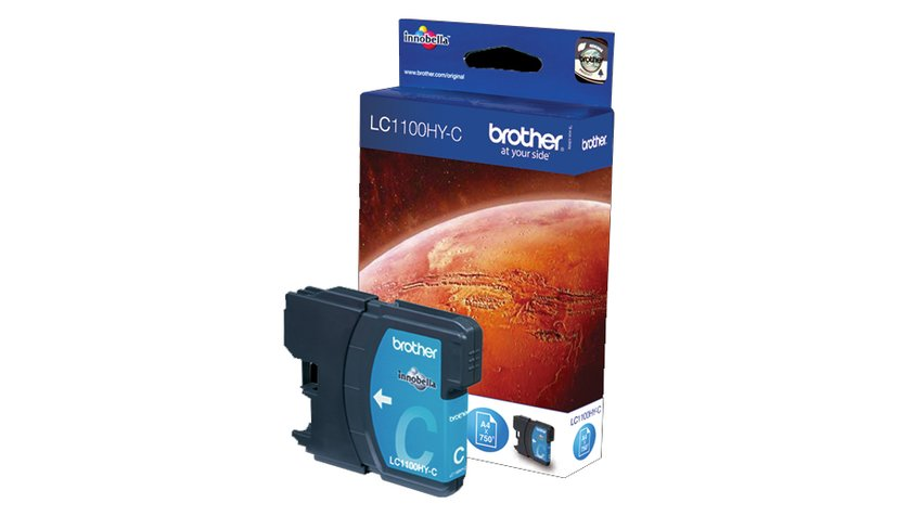Brother Muste Syaani LC1100HYC 750 SIDOR