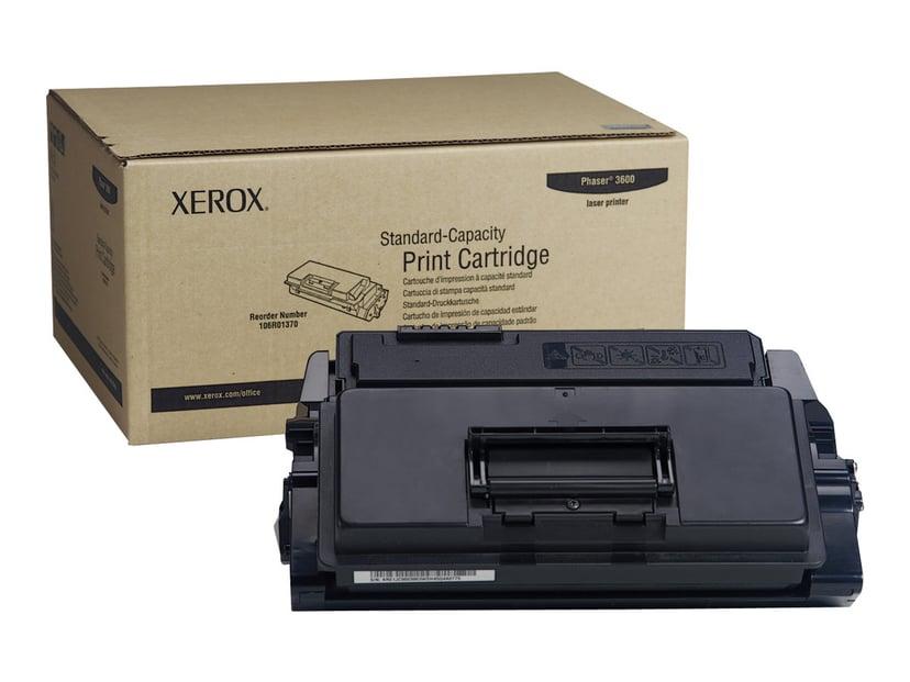 Xerox Toner Svart 7k - Phaser 3600