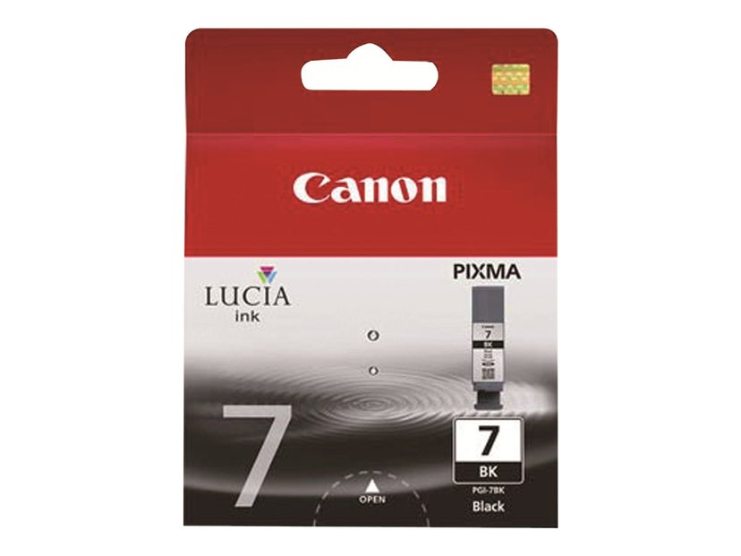 Canon Inkt Zwart PGI-7BK - MX7600