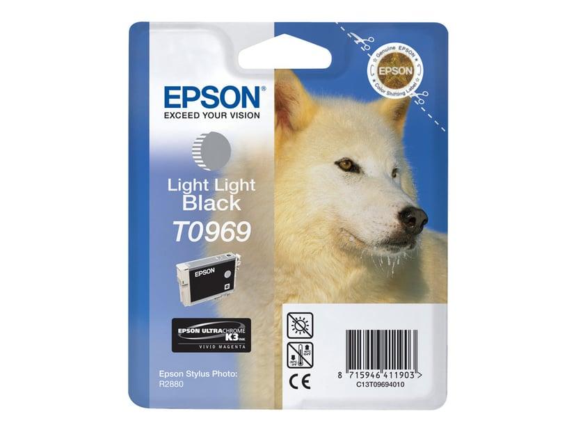 Epson Muste Kevyt Light Musta - STYLUS Kuva R2880