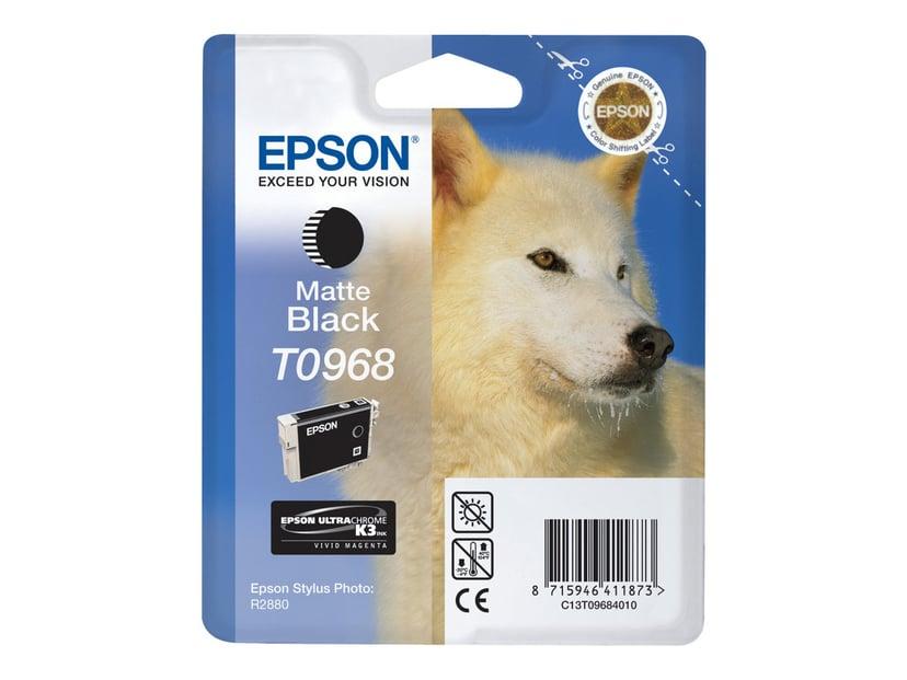 Epson Muste Matta Musta - STYLUS Kuva R2880