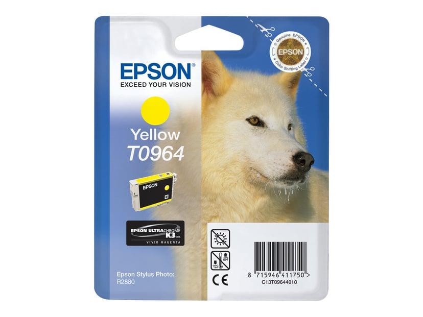 Epson Muste Keltainen - STYLUS Kuva R2880