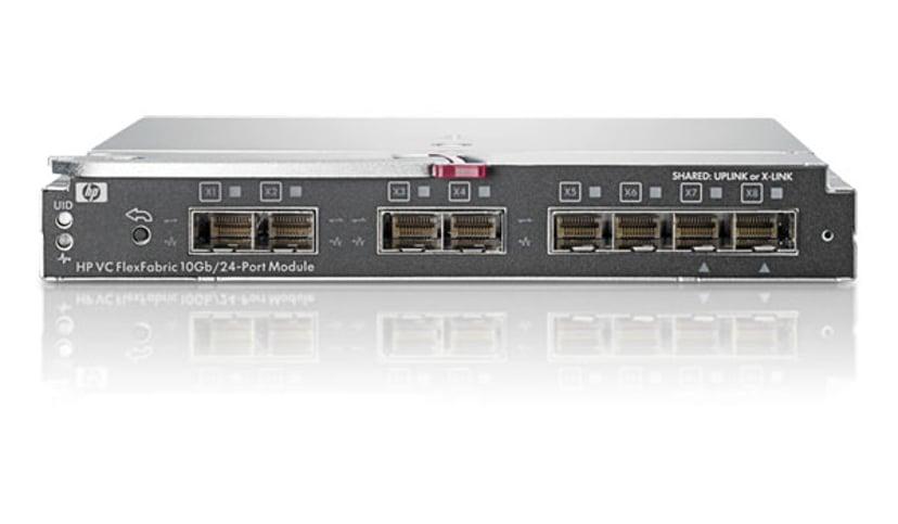 HPE Virtual Connect FlexFabric 10Gb/24-Port Module
