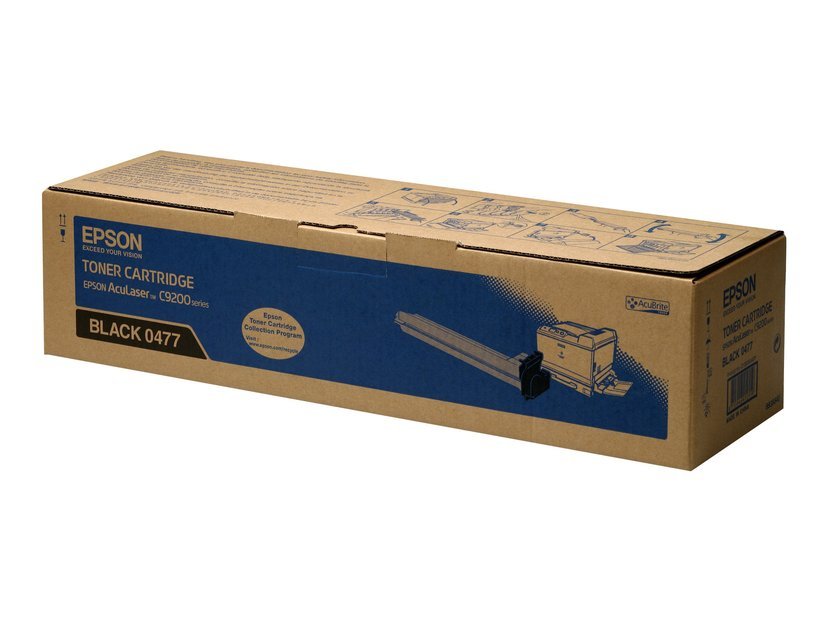 Epson Toner Svart 21k - C9200
