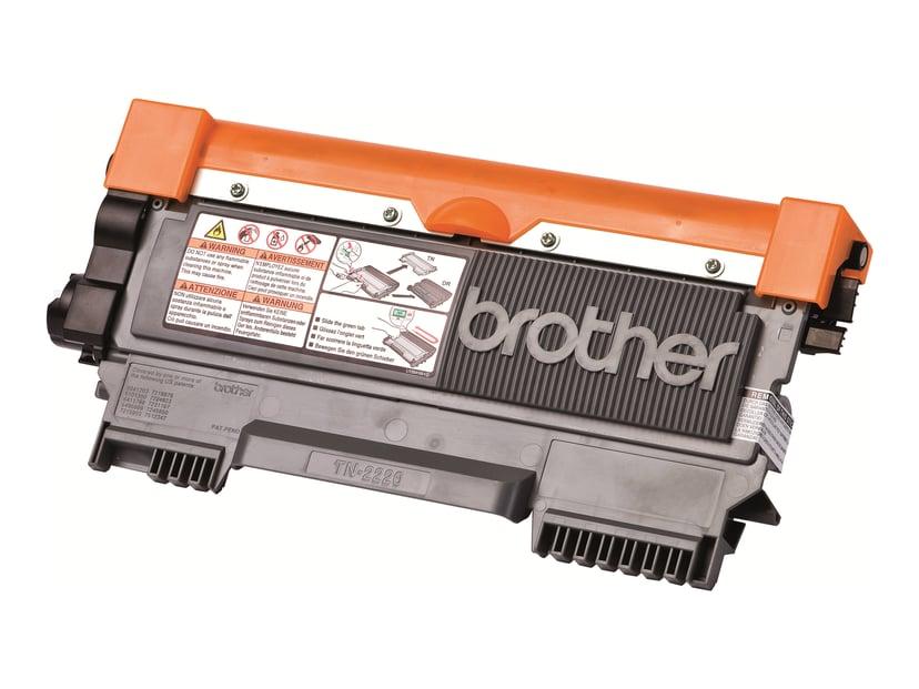 Brother Toner Sort TN-2220 2.6k - HL-2240/2250