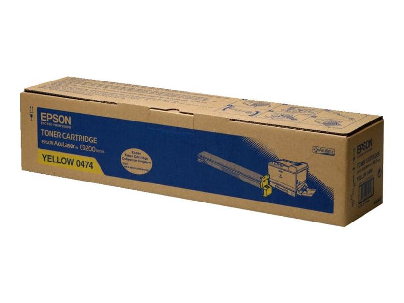 Epson Toner Gul 14k - C9200