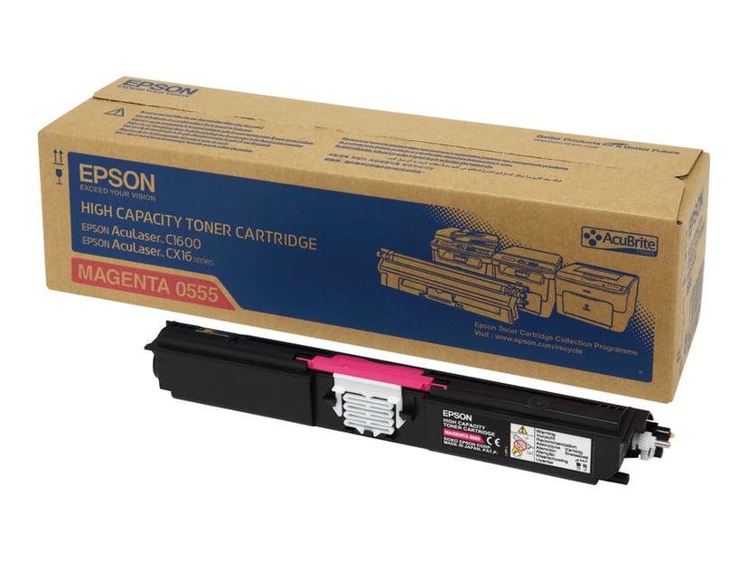 Epson Toner Magenta 2,7k - C1600