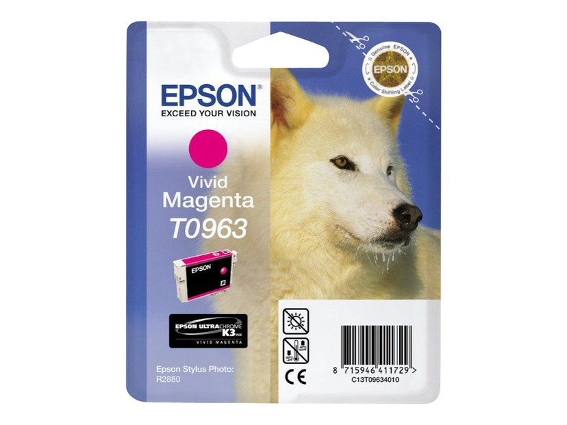 Epson Blekk Vivid Magenta STYLUS Foto R2880