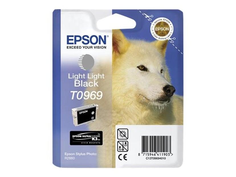 Epson Inkt Ljus Light Zwart - STYLUS Foto R2880