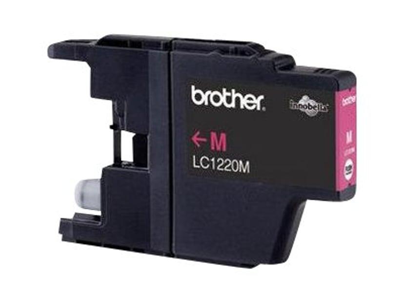 Brother Bläck Magenta LC1220M - DCP-J925DW