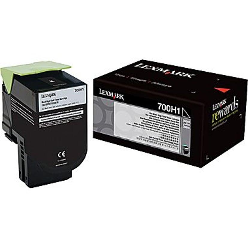 Lexmark Toner Zwart 4k - CS310/CS410