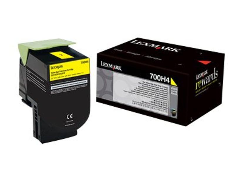 Lexmark Toner Geel - CS310/CS410
