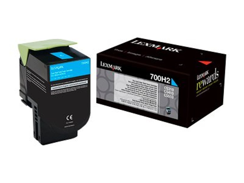 Lexmark Toner Cyan - CS310/CS410