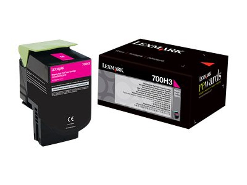Lexmark Toner Magenta - CS310/CS410