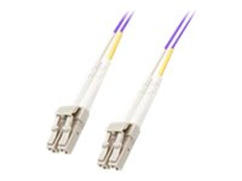 Microconnect Nätverkskabel LC/PC LC/PC OM4 15m