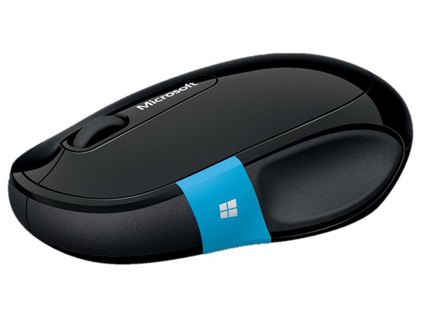 Microsoft Sculpt Comfort 1,000dpi Mus Trådlös Svart