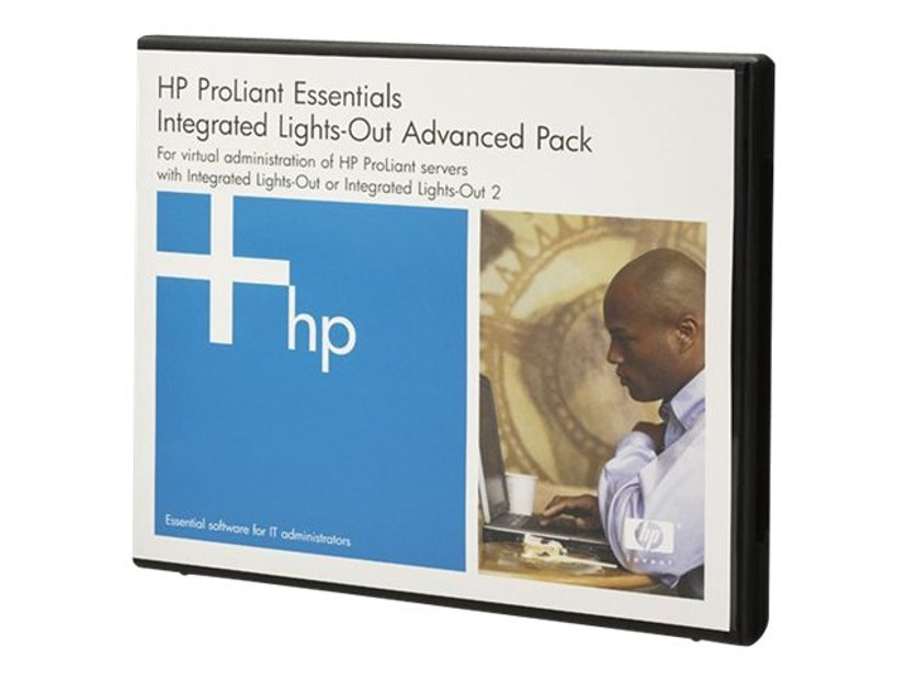 HPE Integrated Lights-Out Advanced