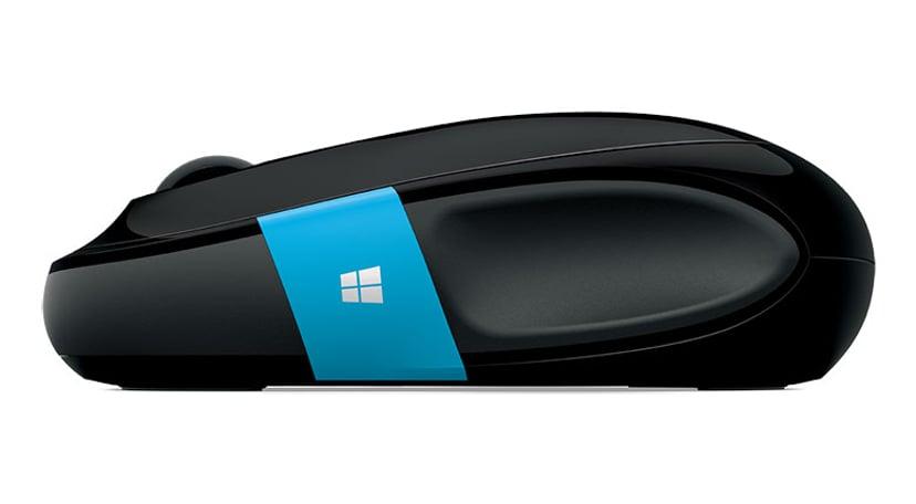 Microsoft Sculpt Comfort Mouse Musta Hiiri Langaton 1,000dpi