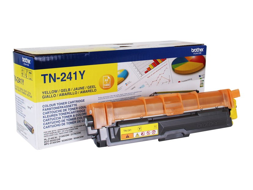 Brother Toner Gul 1,4k - HL-3140/50/70