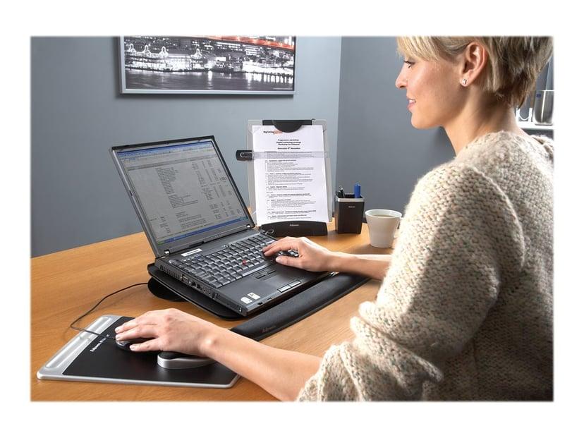 Fellowes Office Suites Desktop Copyholder with Memo Board