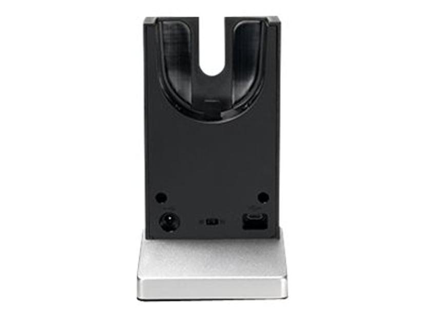 Logitech Wireless Headset Dual H820e Svart