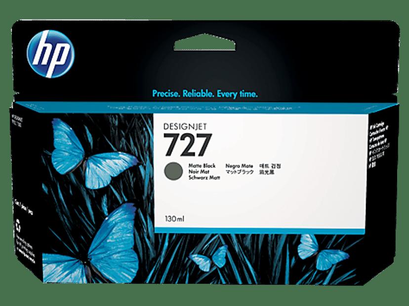 HP Bläck Matt Svart 727 130ml - DJ T920