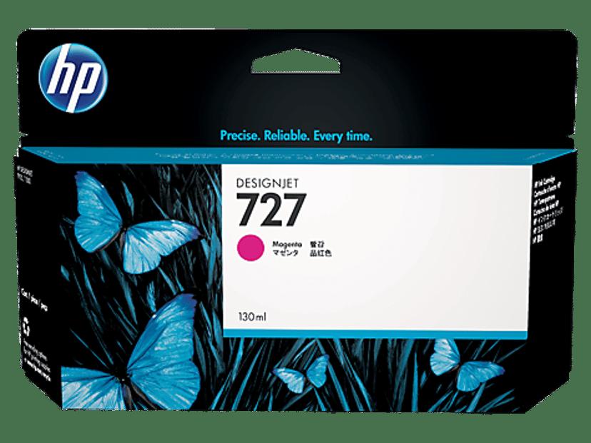 HP Blekk Magenta 727 130ml - DJ T920